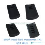 TRL / SMD transmisor de mano TX1, 433MHz